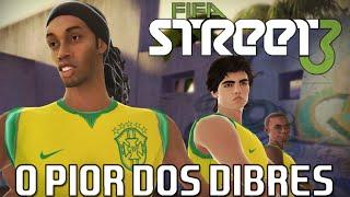 FIFA STREET 3 - Dibre na Rua! O Pior Game da Franquia?