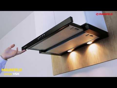 Кухонная вытяжка Maunfeld MZRиз YouTube · Длительность: 2 мин6 с