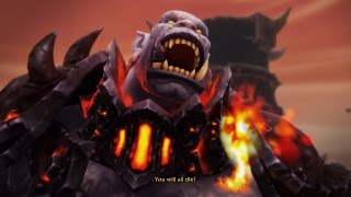 The Story of Talador- Warlords of Draenor [Lore]