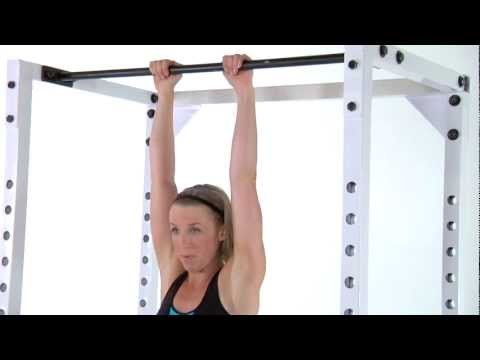 How to Do a Pull-Up: Women's Health Magazine
