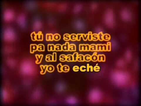 Hector Lavoe Periodico De Ayer Karaoke