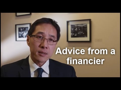 The best advice from a former CEO and Banker