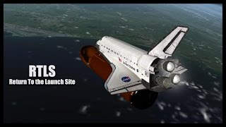 RTLS (Return To Launch Site) - Orbiter Space Flight Simulator 2010