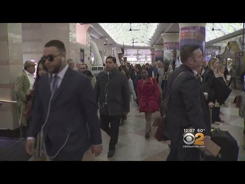 Commuters Want End To Penn Station Nightmare