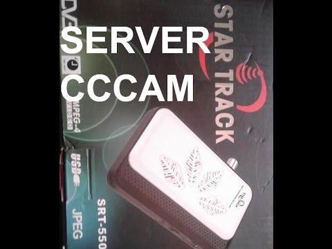 STAR TRACK HD SRT 5500 PLUS SERVER CCCAM OPTION