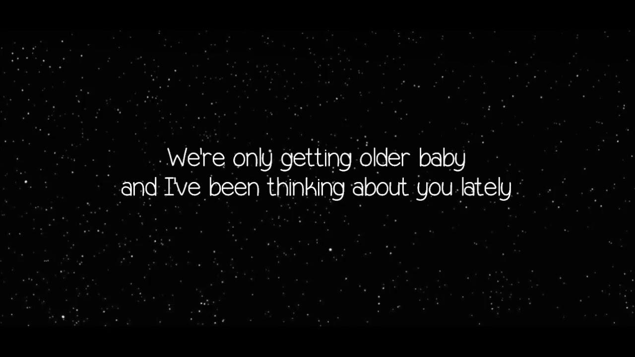 One Direction - Night Changes (LYRICS VIDEO) - YouTube