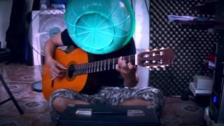 Dấu mưa-Guitar cover [Finger Style]-Kẹo Cao Su