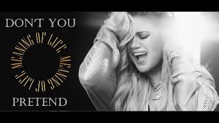 Kelly Clarkson - Don't You Pretend