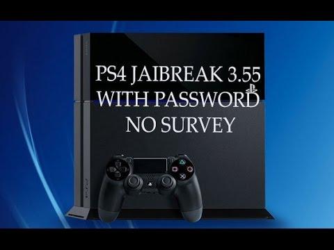 Ps4 jailbreak password txt