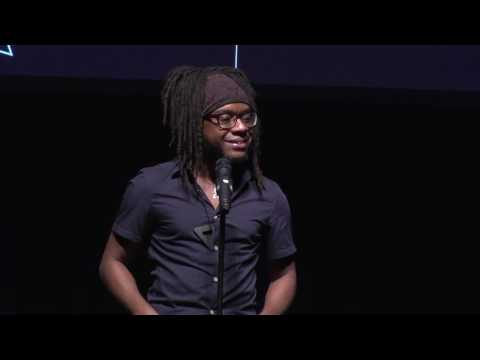 Poetry and Jazz | Marcus Amaker & Quentin Baxter | TEDxCharleston