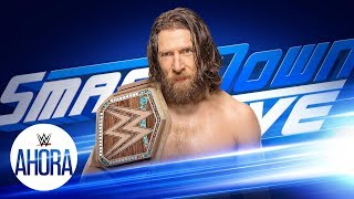 La previa de SmackDown LIVE: WWE Ahora, Feb 19, 2019