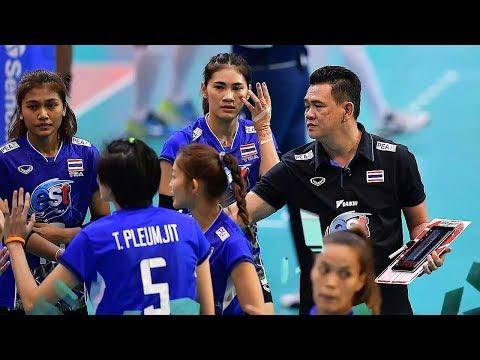ถ่ายทอดสดวอลเลย์บอลหญิง วอลเลย์บอลหญิงไทยวันนี้