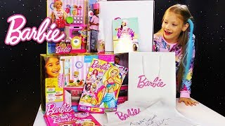 Biggest Barbie toys unboxing video