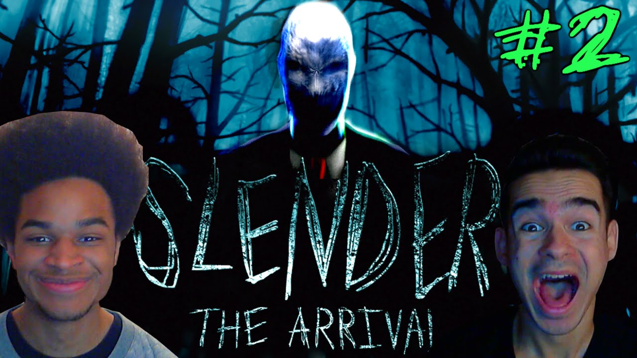 slender the arrival let 39 s play 2 facecam angst mit yungbrooke german hd youtube. Black Bedroom Furniture Sets. Home Design Ideas