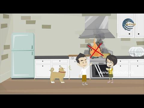 Пожарная безопасность для детей (Видеоролик)