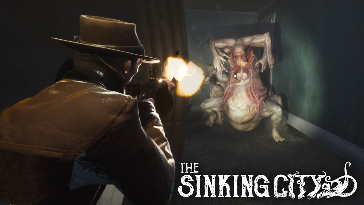 The Sinking City (Ep.5) - Monsters - YouTube