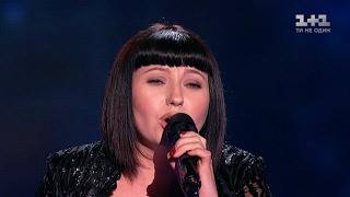 "Iryna Terzy ""Requiem"" - blind Audition – The Voice of Ukraine – season 7"