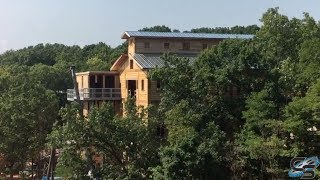 Time Traveler Silver Dollar City Construction Update August 2017