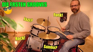 Die allerersten Grooves // Sound & Groovetest: Ludwig Pocket Kit
