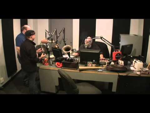Teddy Smith & Bob O'Brien radio WPAT Museum of Interesting Things Interview