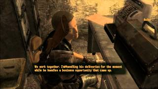 Fallout New Vegas: Unique Weapon Locations: This Machine (Dealing With Contreras) (Part 2)