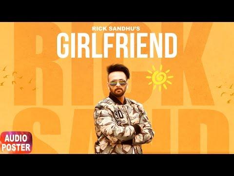Audio Poster   Girlfriend   Rick Sandhu   Speed Records
