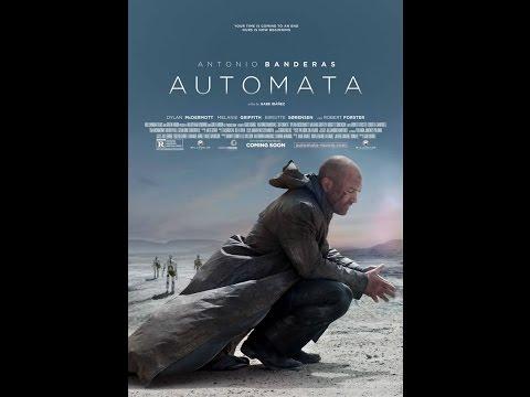 Autómata (2015) filme completo e dublado