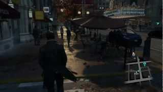 "Watch Dogs Walkthrough - part 1 Gameplay PS3 XBOX PC E3 Demo ""watch dogs walkthrough part 1"""