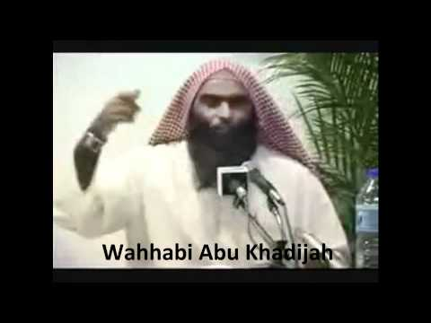 RE: Abu Khadijah - I am Salafi. - Your are Wahhabi!!!
