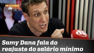 Ei, você aí: o salário mínimo vai para 5 mil reais (caça-clique mentiroso)!