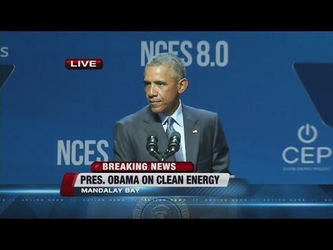 President Obama's Las Vegas speech