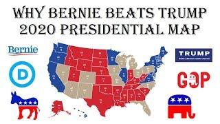 Why Bernie Sanders Beats Donald Trump in 2020 - Would Bernie Have Won?