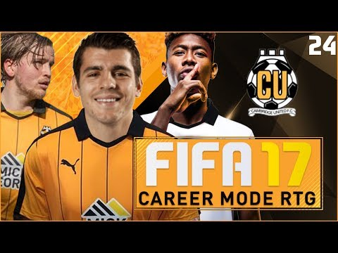 FIFA 17 Career Mode RTG S6 Ep24 - BEST TEAM I'VE EVER PLAYED AGAINST!!