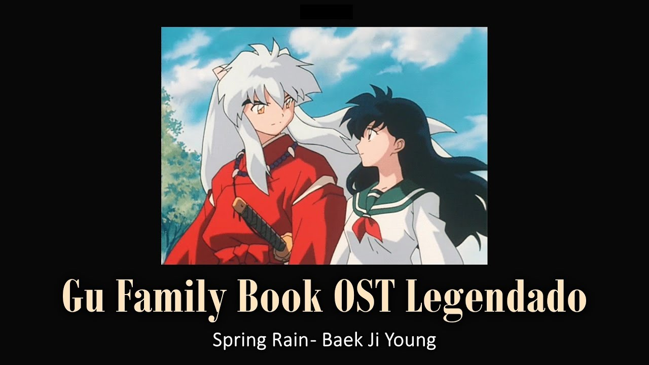 Download Spring Rain - Baek Ji Young (Gu Family Book OST) Legendado PT-BR