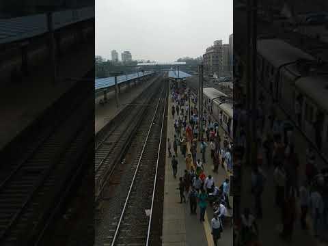 JOGESHWARI STATION | TIMELAPSE| MUMBAI