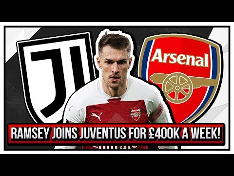 Ramsey Joins Juventus For £400k A Week! | How Arsenal Messed Up Yet Again Mp3