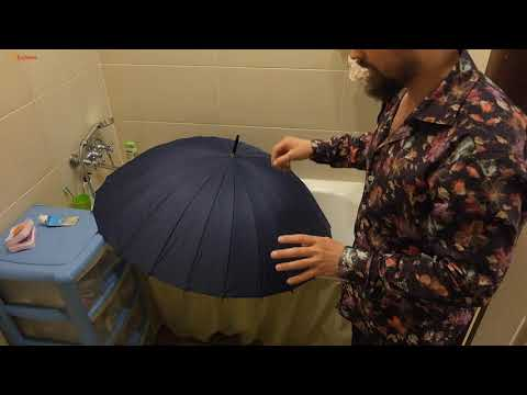 Зонт с 24 спицами