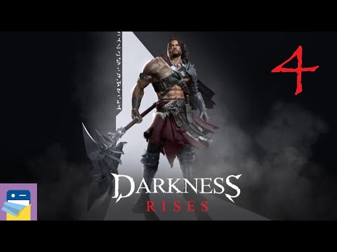 Darkness Rises: IOS / Android Gameplay Walkthrough Part 4 (by NEXON Company)