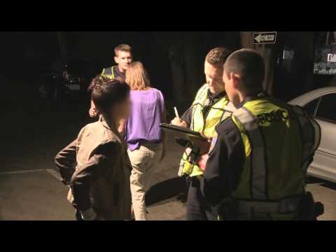Dangers of DUI, DUI Sobriety Checkpoint 2014