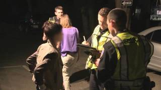 How to Deal with a DUI Sobriety Checkpoint 2014