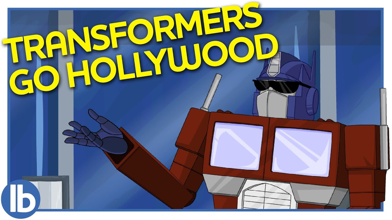 Transformers Go Hollywood