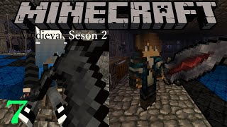 Gone? | Minecraft Medieval S:2 E:7 | A Minecraft Roleplay