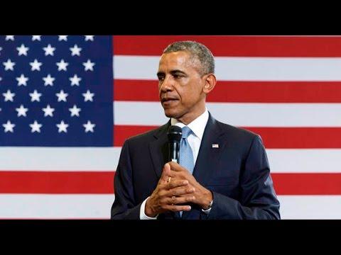 """I have a dream speech"" by Barack Obama"