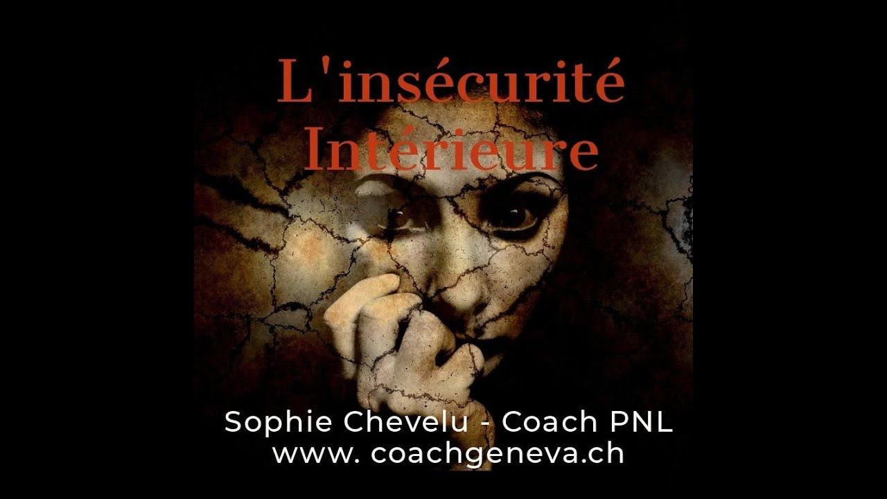 Vidéo sur l'insécurité intérieure