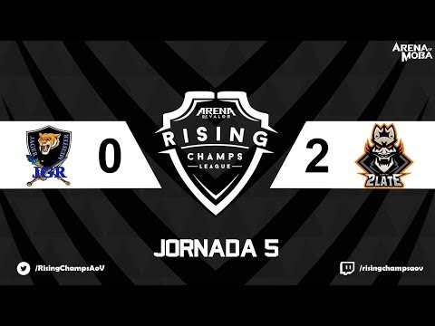 Rising Champs League - JGR vs 2Late