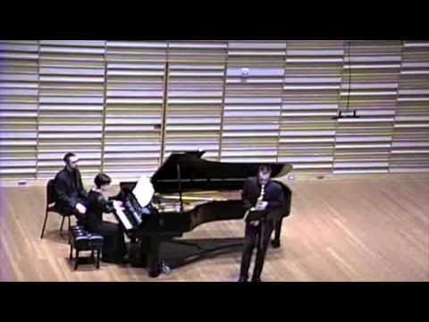 Sonata Recitative and Dance