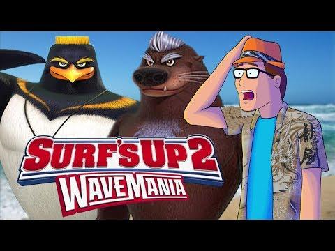 AniMat Watches Surf's Up 2: WaveMania