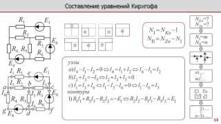 видео задачи по электротехнике