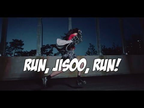 Download What Was Jisoo Running from in Lovesick Girls MV?