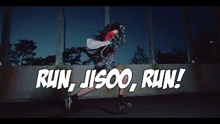 What Was Jisoo Running from in Lovesick Girls MV?